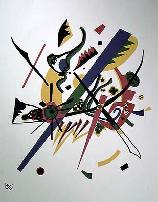 Wassily Kandinsky - Little Words
