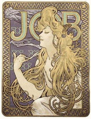 Alfons Mucha - Job