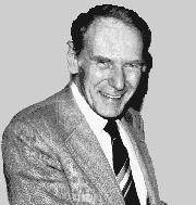 Emeritus Professsor Erik Odeblad