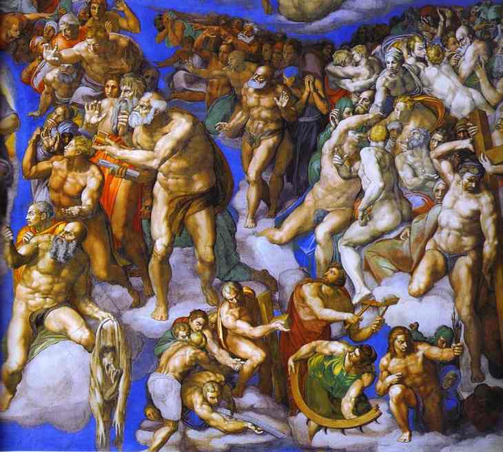 Last Judgment - Essay by Dr. Esperanca Camara
