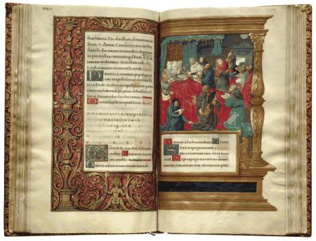 059q Book of hours