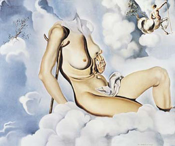 Honey is Sweeter than Blood by Salavador Dali, 1941