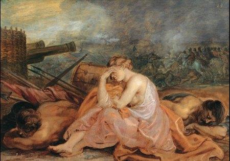 Peter Paul Rubens, Allegory of War, c. 1628