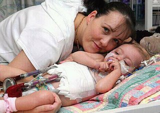 Sarah Christie, Facebook - Share this! If she gets 1,000 shares she gets her heart transplant for free.