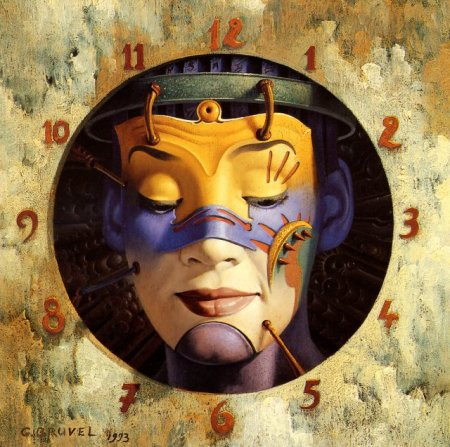Gil Bruvel, Relative Time (1993)
