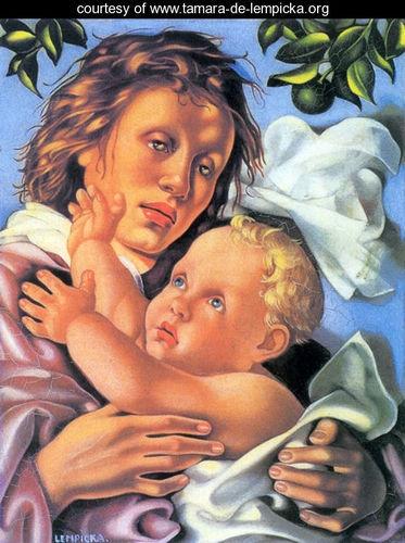 Tamara de Lempicka Quattrocento, 1937