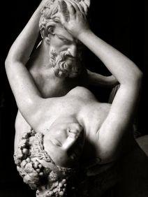 'Satyre et Bacchante' by Jean-Jacques Pradier, marble, Palais des Beaux-Arts, Lille.